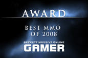 Best MMO of 2008