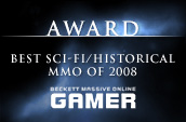 Best Historical/Sci-Fi MMO of 2008