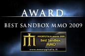 Best Sandbox MMO 2009