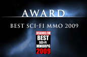 Best Sci-Fi MMO 2009