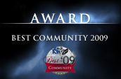 2009 Best Community