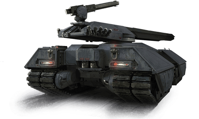DUST 514 Vehicles