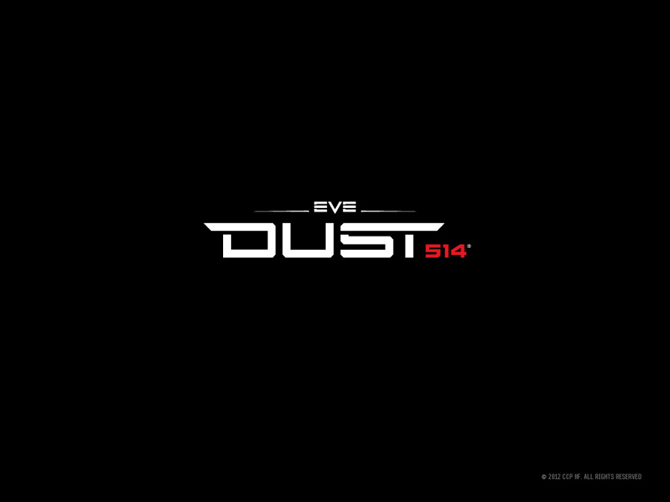 DUST 514™ Logo wallpaper preview and thumbnail