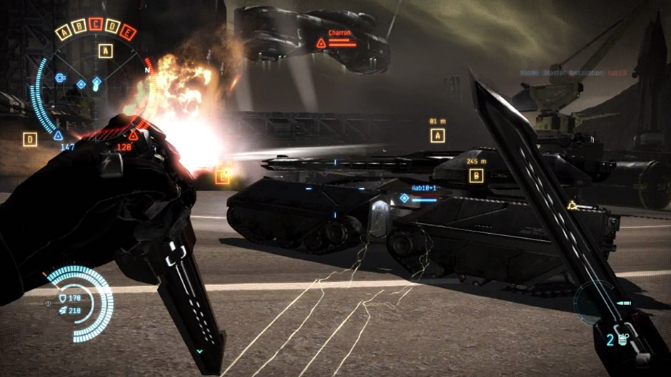 Developer Diary: The Vehicles of DUST 514 (Part II)