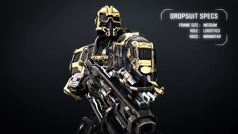 Developer Diary: Dropsuits and Fittings in DUST 514