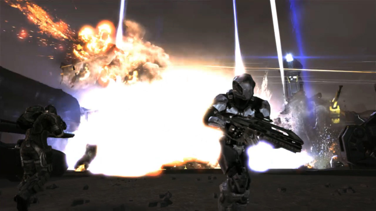 Still from E3 2012 Beta Gameplay Trailer
