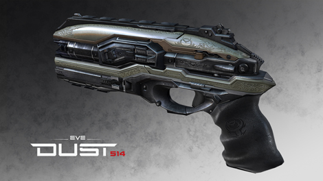 Amarr Scrambler Pistol Preview