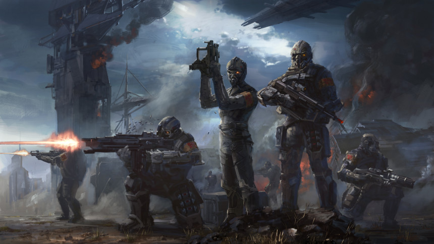 Dust 514: Mercenary Pack < bifuteki