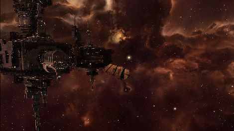 Screenshot taken in Hadaugago solar system in EVE Online