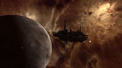 Screenshot taken in Hek solar system in EVE Online