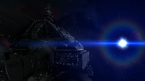 Screenshot taken in Jita solar system in EVE Online