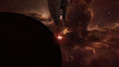 Screenshot taken in Rens solar system in EVE Online