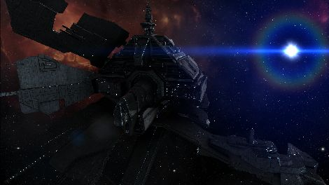 Screenshot taken in Uitra solar system in EVE Online
