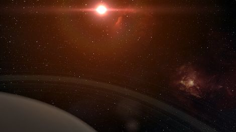 Screenshot taken in Kaaputenen solar system in EVE Online