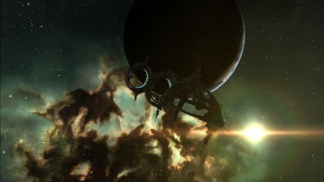 Screenshot taken in Old Man Star solar system in EVE Online