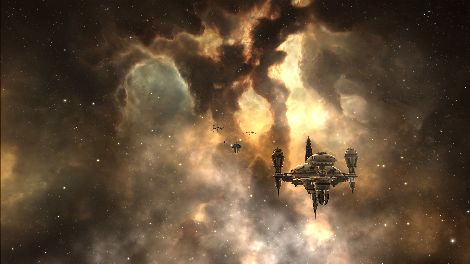 Screenshot taken in Shastal solar system in EVE Online
