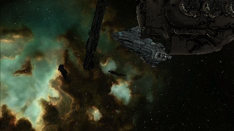 Screenshot taken in 3-IN0V solar system in EVE Online