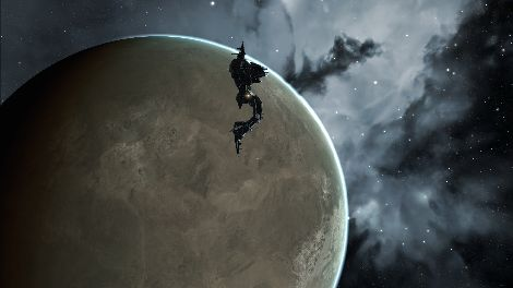 Screenshot taken in Asakai solar system in EVE Online