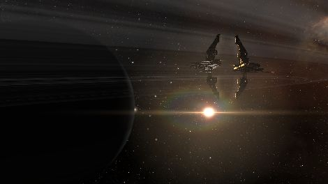 Screenshot taken in C-LTXS solar system in EVE Online