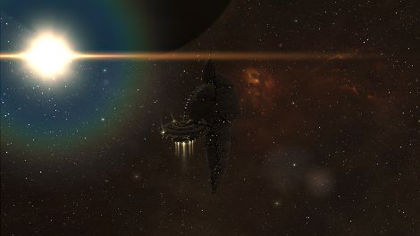 Screenshot taken in Iesa solar system in EVE Online