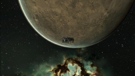 Screenshot taken in Ostingele solar system in EVE Online