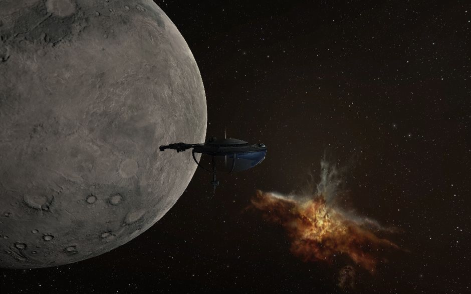 Screenshot taken in TPAR-G solar system in EVE Online