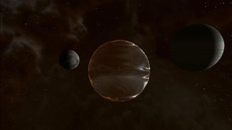 Screenshot taken in Uemon solar system in EVE Online