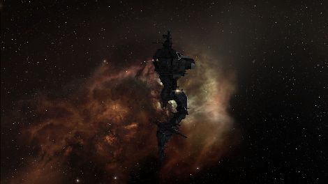 Screenshot taken in Serpentis Prime solar system in EVE Online