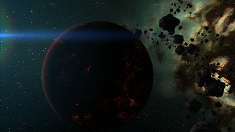 Screenshot taken in Seyllin solar system in EVE Online