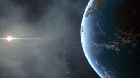 Screenshot taken in Taisy solar system in EVE Online