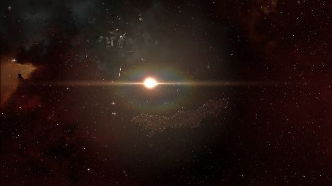 Screenshot taken in Yrmori solar system in EVE Online