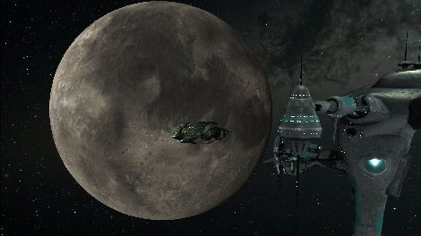 Screenshot taken in 3-CE1R solar system in EVE Online