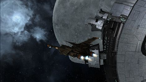 Screenshot taken in 5ZXX-K solar system in EVE Online