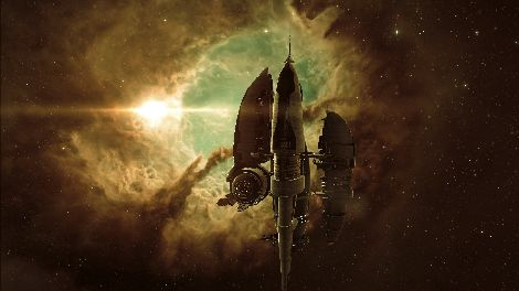 Screenshot taken in Khanid Prime solar system in EVE Online