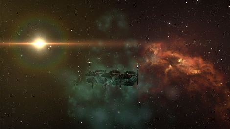 Screenshot taken in Tanoo solar system in EVE Online