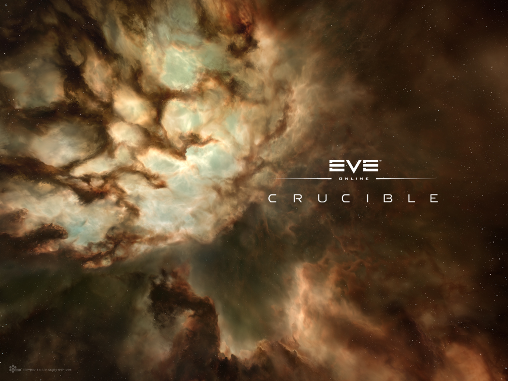 Panoramic Eve Online Nebula Wallpaper - Pics about space