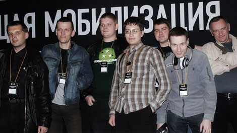The EVE Moscow gathering in 2011.