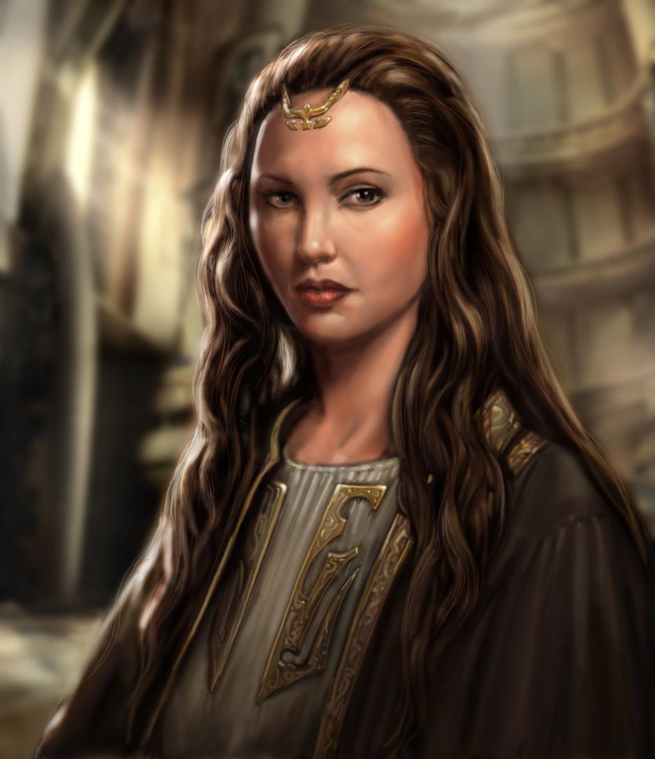 Jamyl I, Empress of Amarr