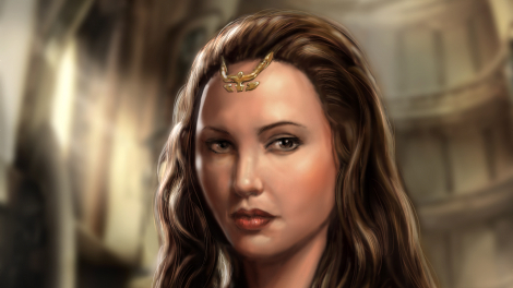 Jamyl I, Empress of Amarr