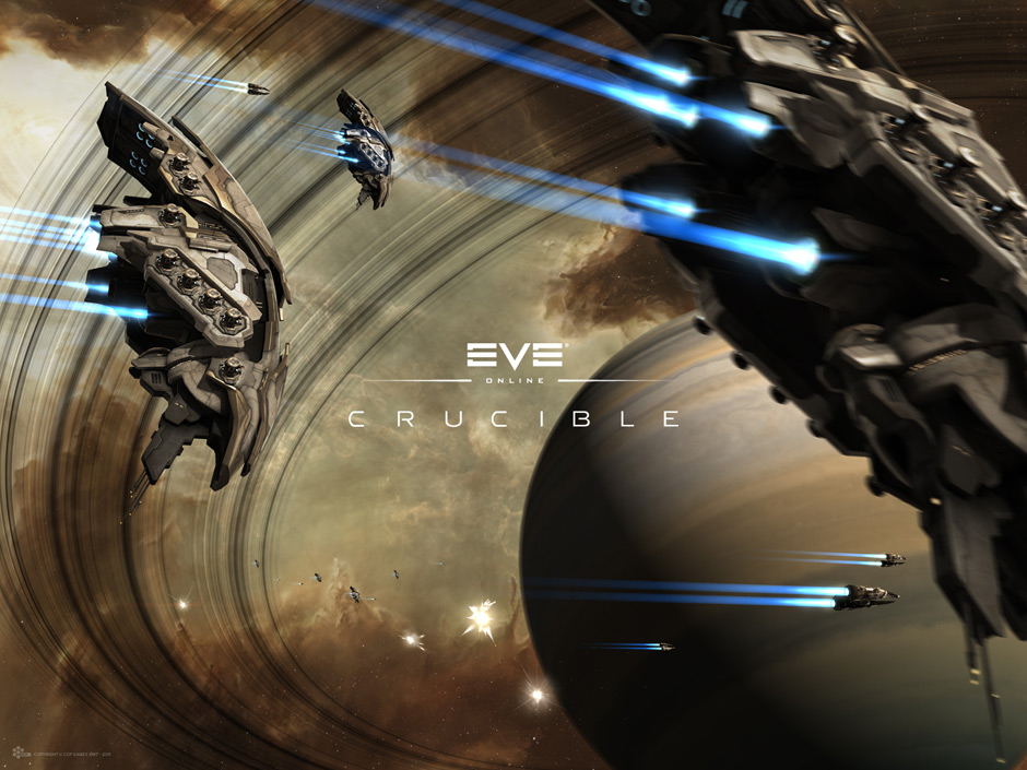 Crucible Spaceships Wallpaper 940x705