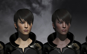 Character Creator Inferno Feature