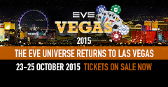 EVE Vegas tickets available 2015