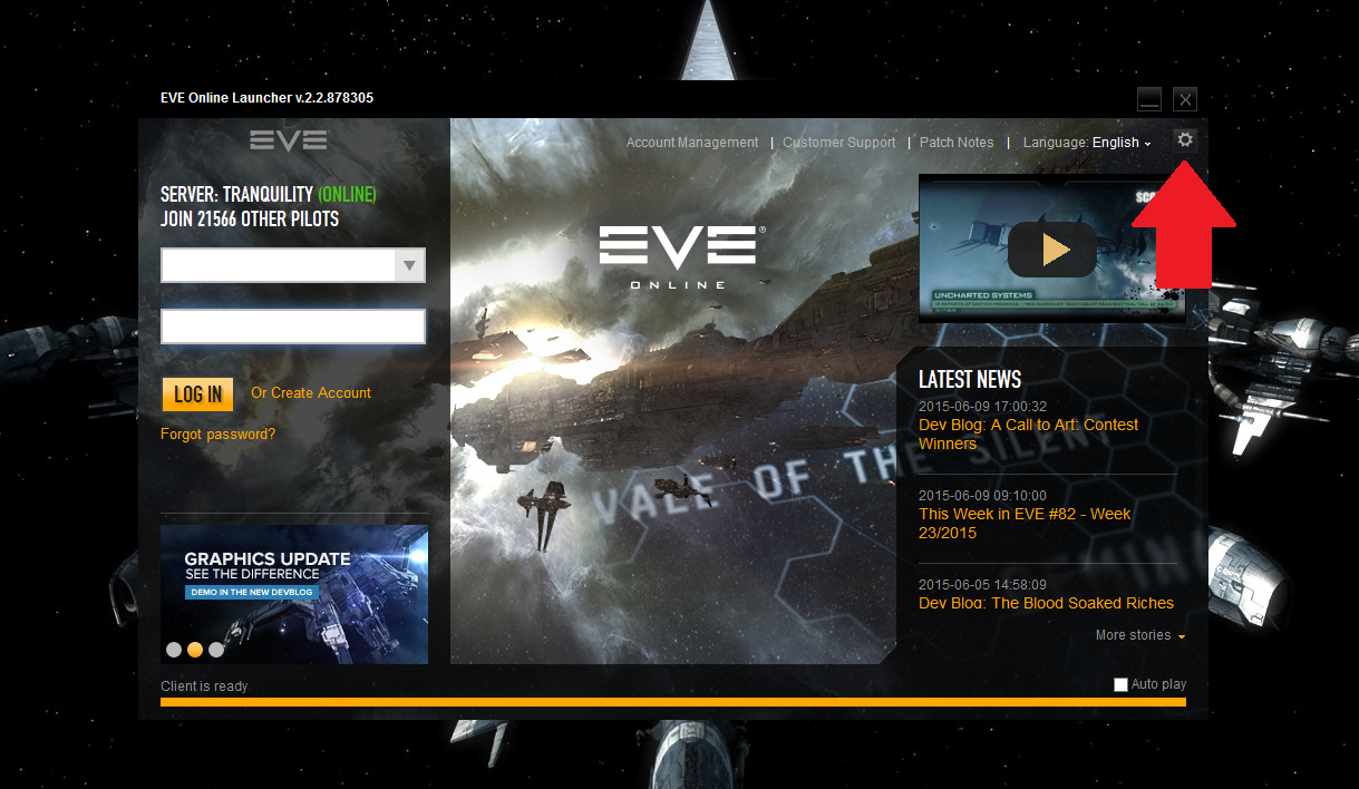 eve online problems