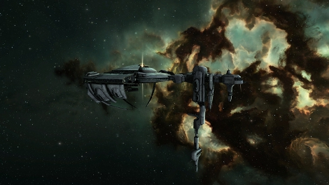 Screenshot taken in the Villore solar system in EVE.