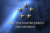 Directive Enforcement Department.