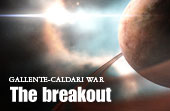 Gallente-Caldari War: The Breakout