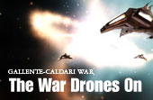 Gallente-Caldari War: The War Drones On
