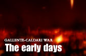Gallente-Caldari War: The early days