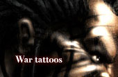 War tattoos