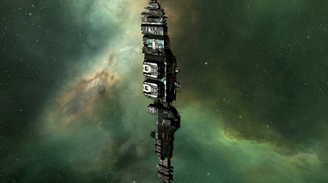 New ship skin coming in Rhea